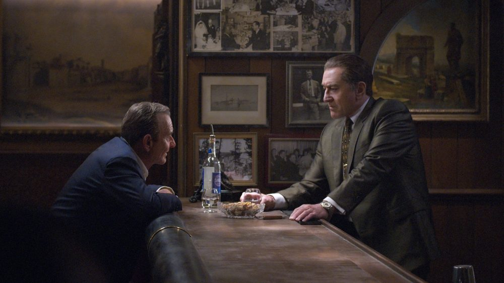 Netflix Unveils Release Plans for Martin Scorsese's 'The Irishman'