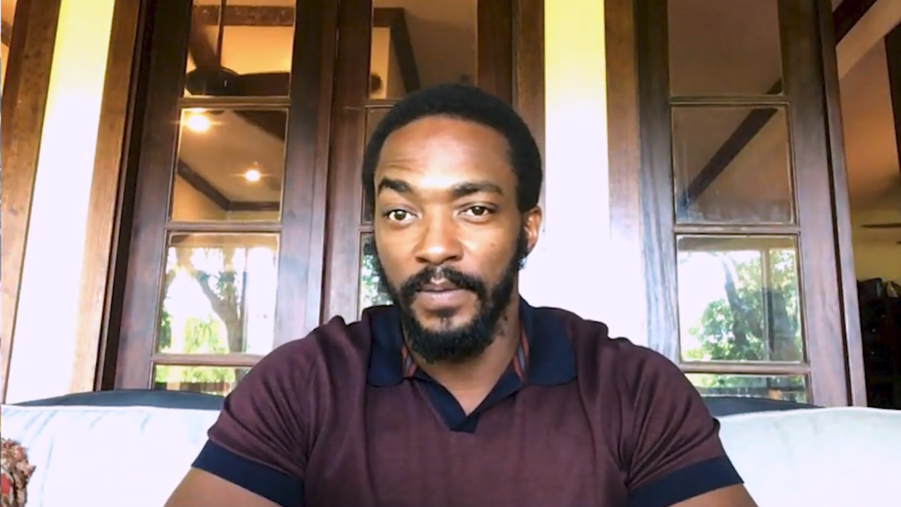 Anthony Mackie Says Marvel Movies Need to Do Better About Diversity