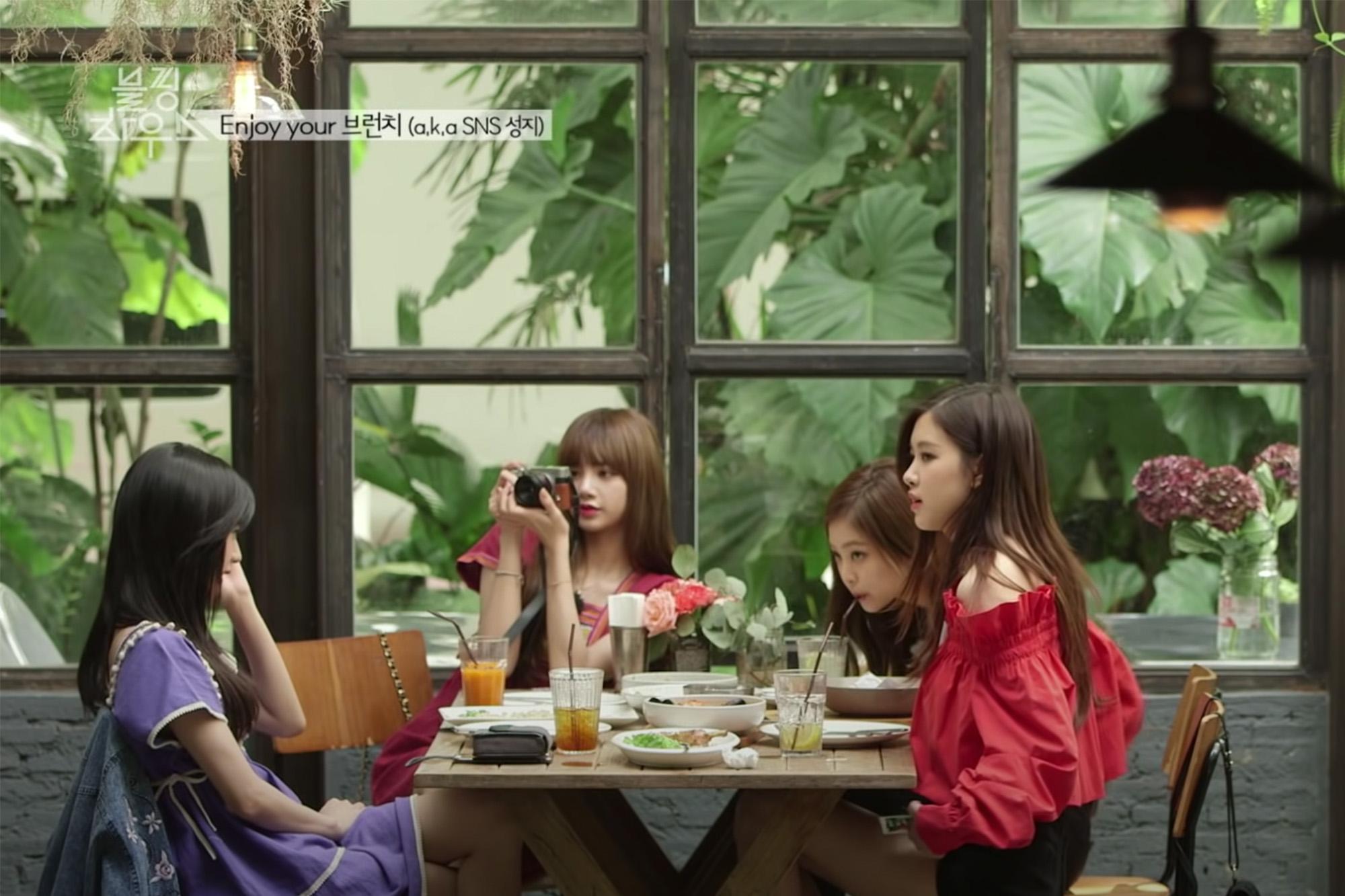 【曼谷自由行】跟著Blackpink House泰國特輯,打卡曼谷景點、