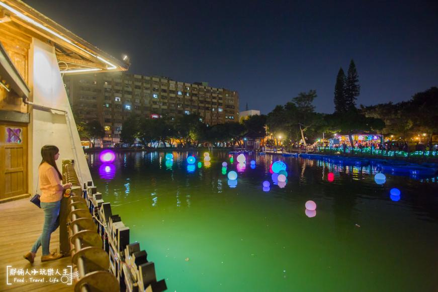 台中公園夜景-5