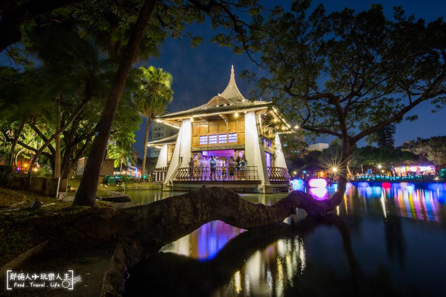 台中公園夜景-7