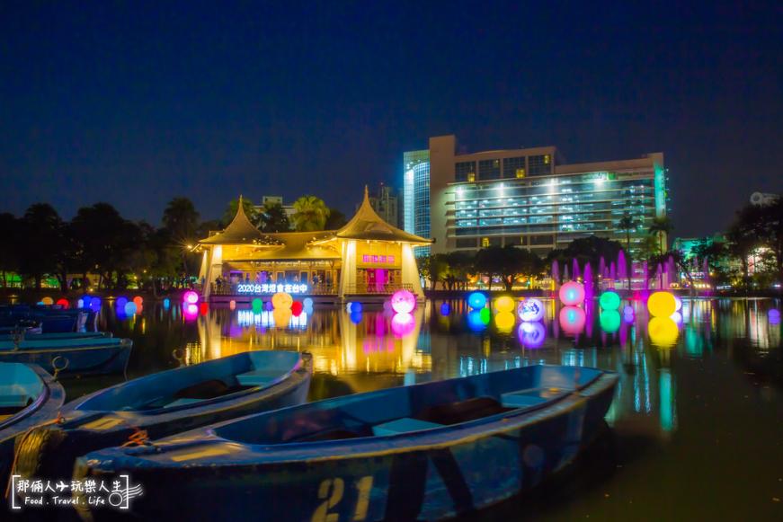 台中公園夜景-23