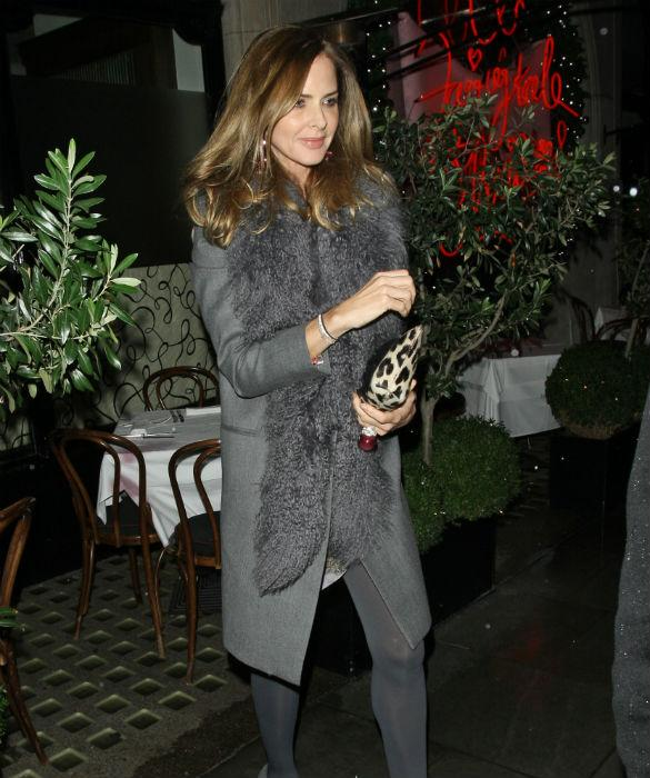 Trinny Woodall Reveals That She Attempted Suicide During Teenage Relationship With Much Older Man