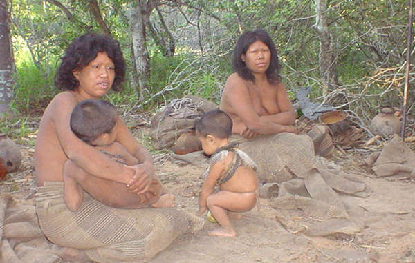 South American Tribal Girls Mysterious-epidemic-slowly- ...