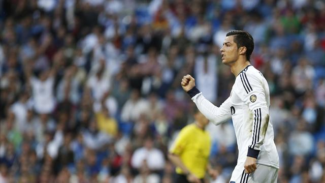 Liga - Real Madrid beat Real Valladolid in seven-goal thriller