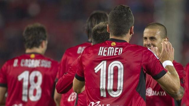 Liga - Mallorca beat Betis to keep survival hopes alive