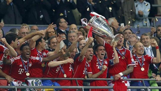 Champions League - Robben wins final for Bayern Munich