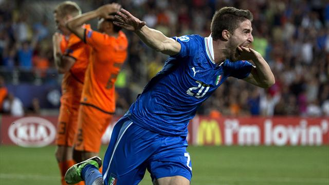 Euro U21 - Borini sends Italy into final with Spain