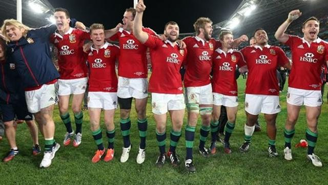 Lions Tour - Lions thump Australia in famous series win