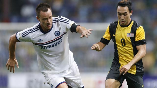 Premier League - De Bruyne injury sours Chelsea win in Malaysia