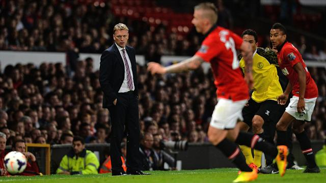 Premier League - United crash to Sevilla on Ferdinand's testimonial night