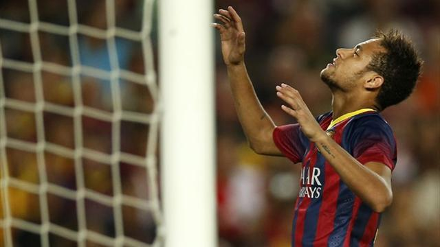 Liga - Barca beat Atletico on away goals to win Super Cup