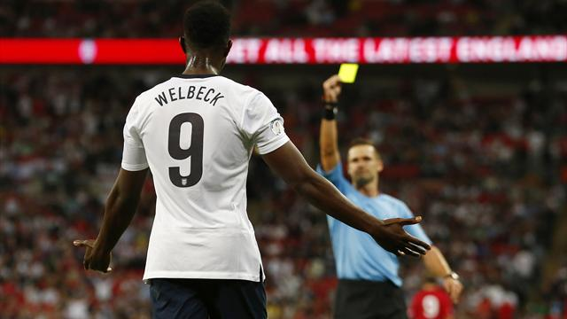 World Cup - Welbeck suspension takes shine off England win