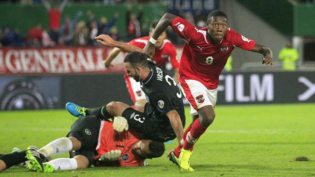 World Cup - Austria win dashes Ireland's World Cup hopes