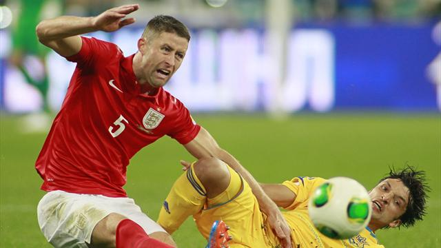 World Cup - England player ratings: Classy Cahill
