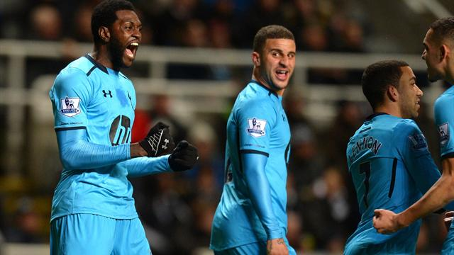 Premier League - Tottenham hit four as Newcastle crumble