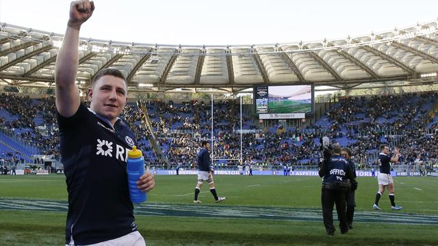 Six Nations - Weir drop goal earns Scotland last-gasp win in Italy