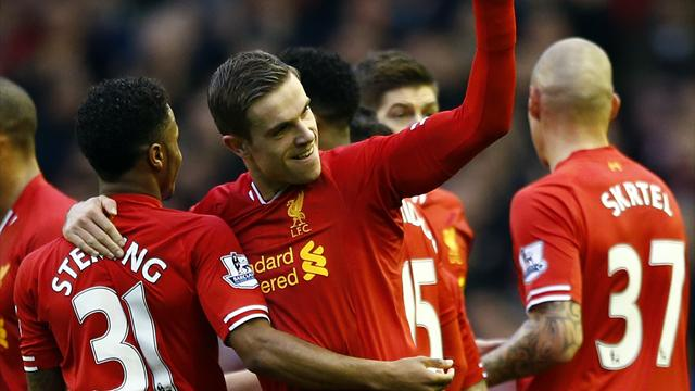 Premier League - Liverpool overcome Swansea in dramatic goalfest