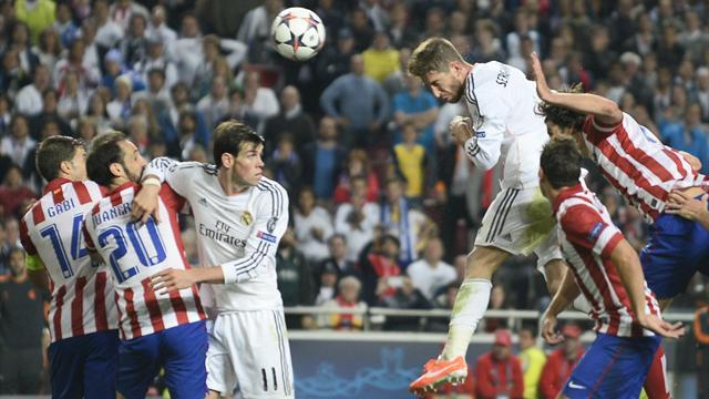 Real Madrid juara liga juara eropah 2014