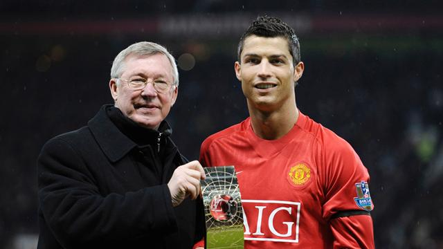 Liga - Fergie: We cannot afford to re-sign Ronaldo