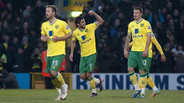 Holt helps Norwich to victory