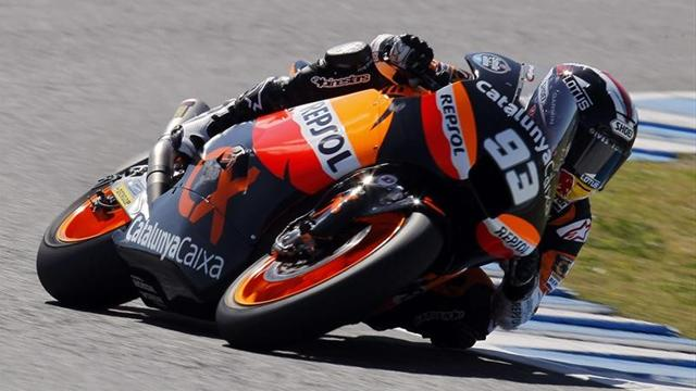 Marquez wins Moto2 race in Qatar