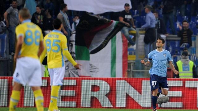 Lazio secure vital win over Napoli