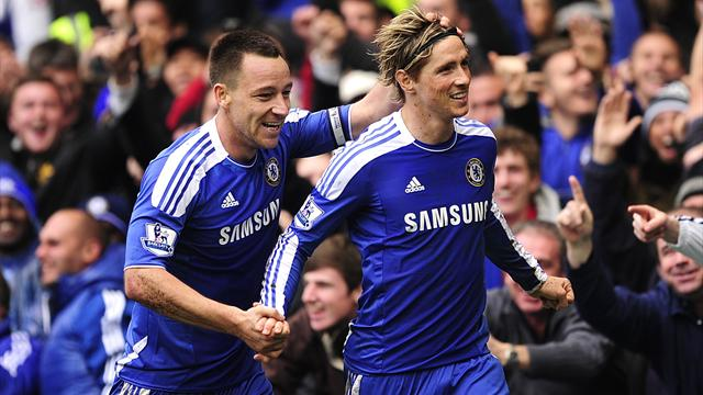 Torres hits treble as Chelsea maul QPR
