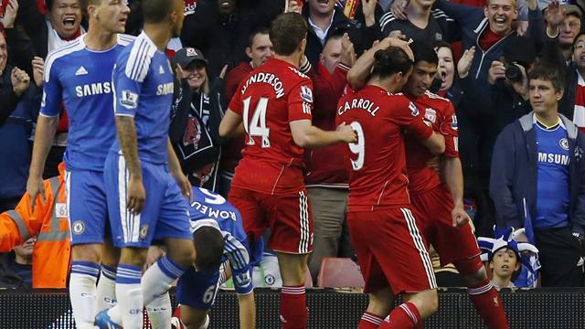 Liverpool thrash calamitous Chelsea