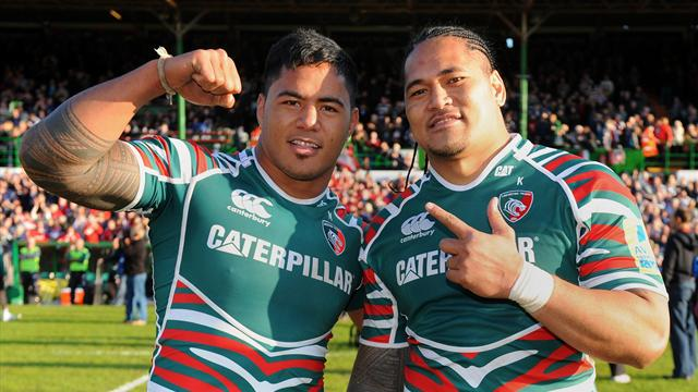 Leicester to face Quins in final