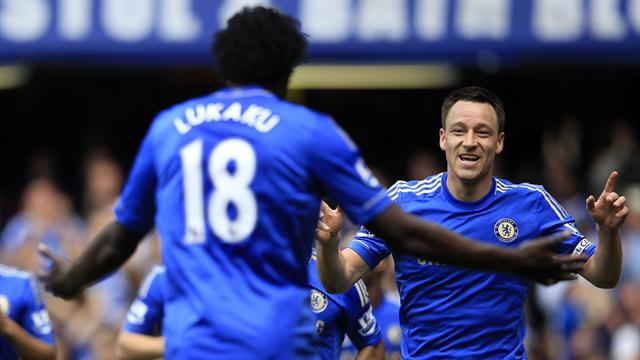 Chelsea see off Blackburn