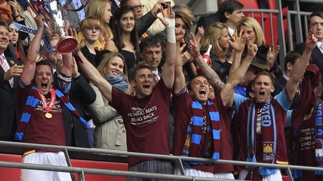 West Ham return to Premier League
