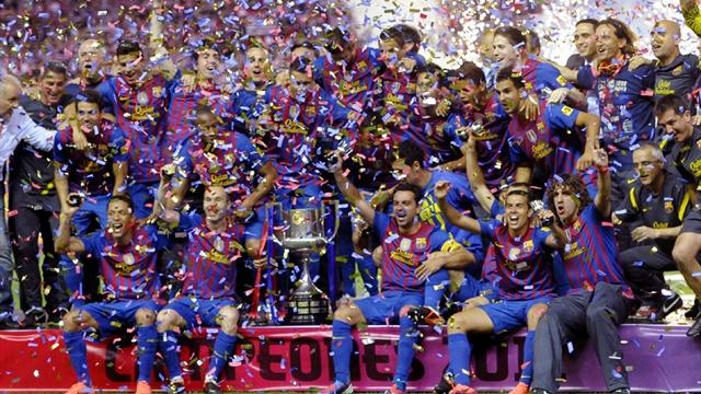 Guardiola departs with Spanish Cup glory