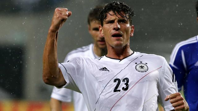 Germany head for finals with win