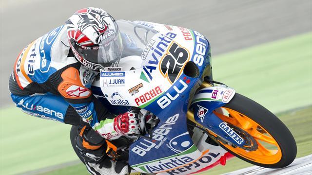 Moto3: Vinales wins epic at Assen