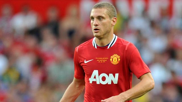 Man United held as Vidic returns
