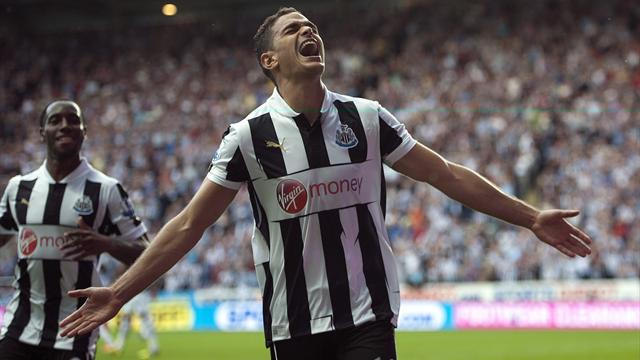 Ben Arfa bags winner as Newcastle beat Tottenham