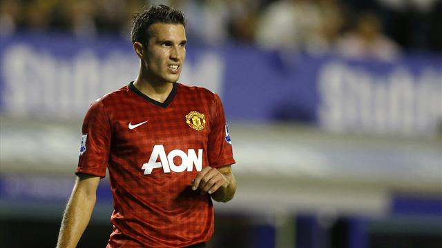 Ferguson: United didn't use RVP correctly