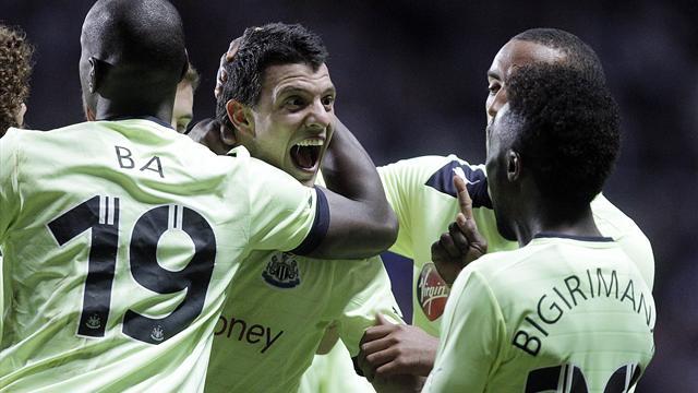 Newcastle book Europa League spot with win over Atromitos
