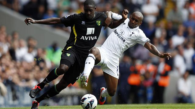 Norwich snatch deserved draw at poor Spurs
