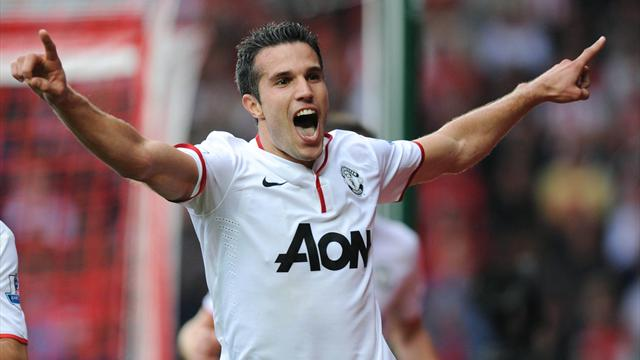 RVP hat-trick breaks Southampton's hearts