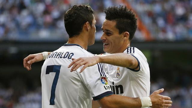 Ronaldo reaches 150 goals as Real finally win