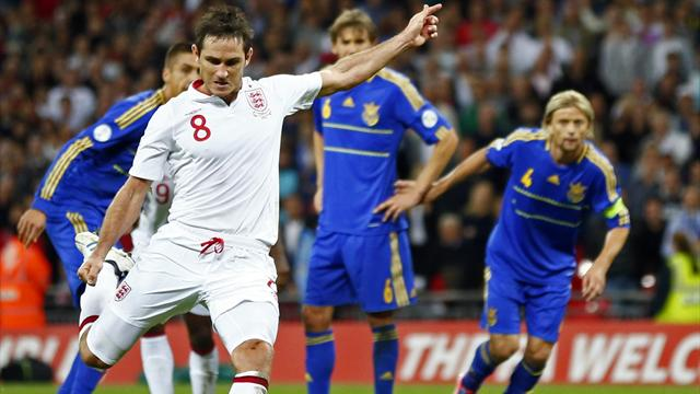 England snatch draw against plucky Ukraine