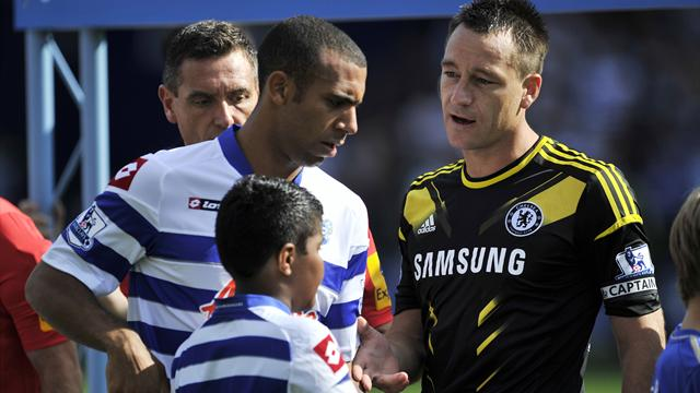 QPR hold Chelsea after handshake drama