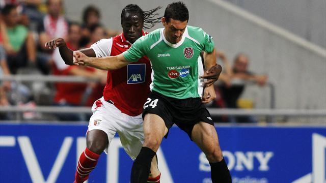 CFR Cluj shock Braga