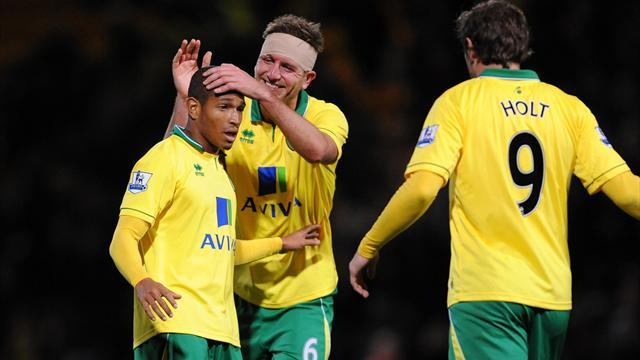 League Cup - Norwich late show sees off Spurs