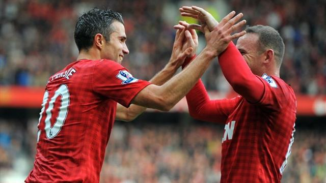 Premier League - Match facts: Manchester United v QPR