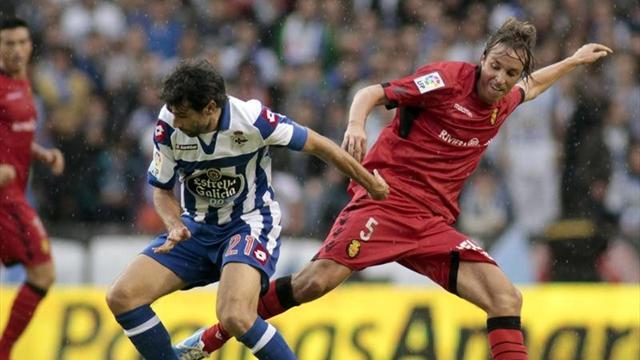 Spanish Liga - Deportivo edge Real Mallorca