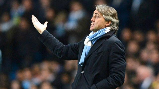 Champions League - Mancini: Manchester City won't sack me