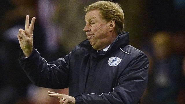 Premier League - Redknapp in furious rant over QPR wages